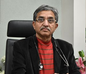 Dr. Rajeev Gupta MD(PGI), Gold Medalist