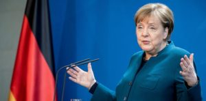 Angela Merkel - World's Most Powerful People in 2020