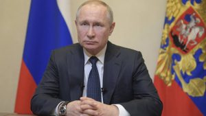 Vladimir Putin World's Most Powerful People in 2020