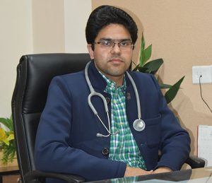 Dr. Akshit Mahajan Consultant Psychiatrist