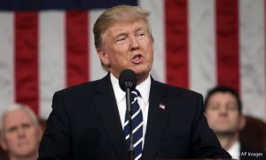 Donald J. Trump World's Most Powerful People in 2020