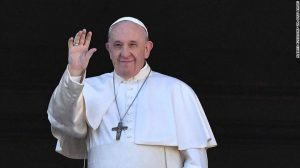 Pope Francis - World's Most Powerful People in 2020