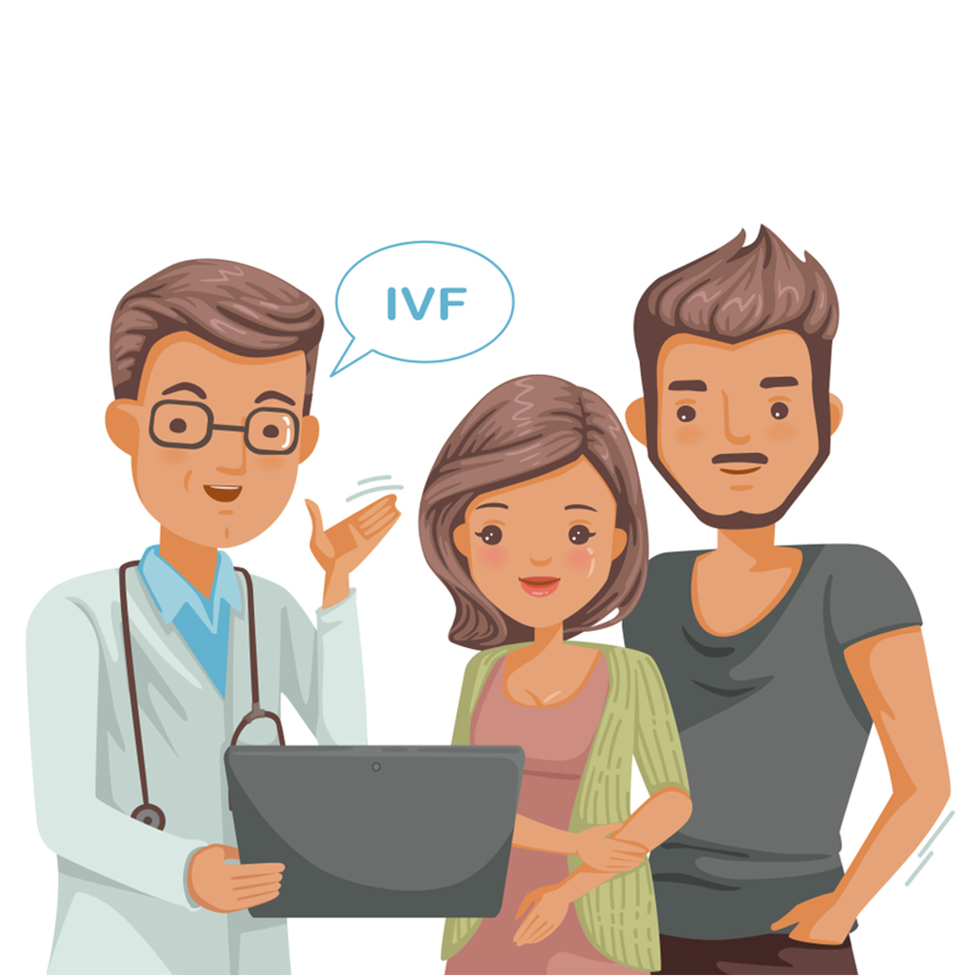 consult IVF doctor